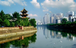 Travels through China