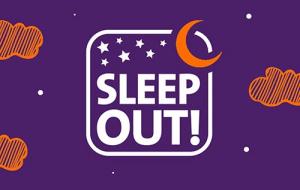 Univ Sleepout news