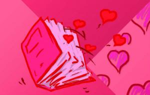 literary love event