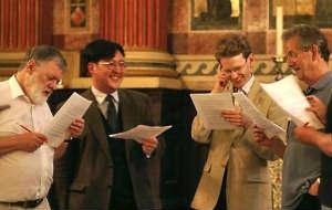Dr Matthew Cheung Salisbury, stipendiary lecturer in music