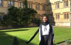 Profile: Maitha Almemari-news