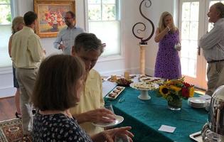 Summer Tea Reception