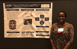 Univ Naomi Mburu Travel Report