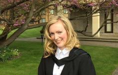 Profile: Caroline Creaby