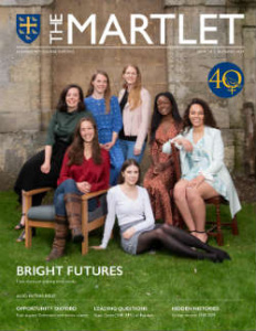 martlet cover autumn 2019