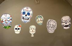 Univ Bar Skulls 08