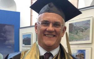 Honorary Georgian Doctorate