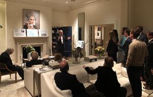 Master's Farewell San Francisco Reception