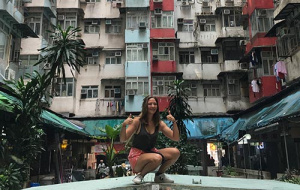 Univ Charlotte Duval Travel Report