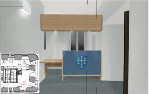 Lodge refurbishment