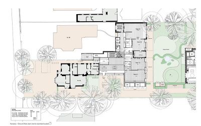 Plans for the new nursery