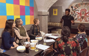 Creative Responses Showcase - Univ Bar