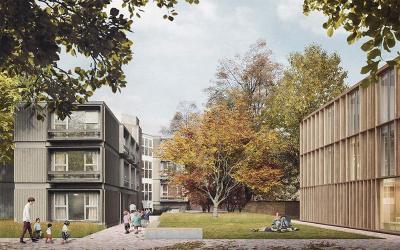Terrace Pavilion lawn