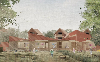 The nursery garden