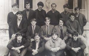 Univ Alumni Golden Reunion 1965 students