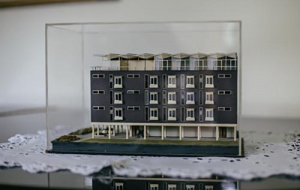 Model of The Goodhart Building