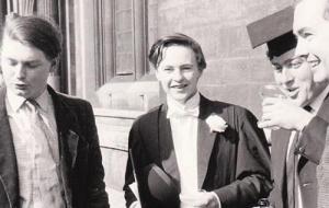 Univ Alumni Roger Short