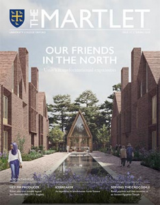 Martlet Issue 11 Cover