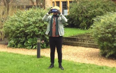 Univ VR App