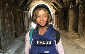 Foreign Correspondent in Lockdown
