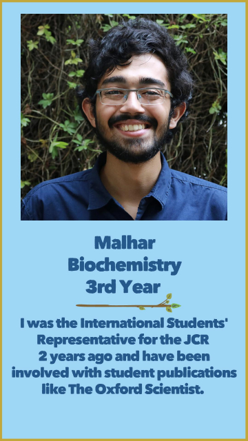 Malhar - Biochemistry - 3rd Year
