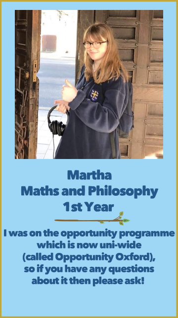 Martha - Martha - 1st Year