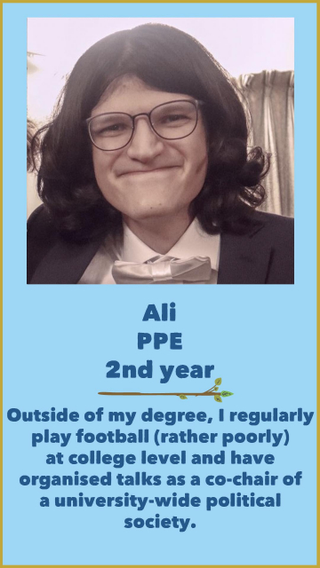 Ali - PPE - 2nd Year