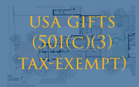 usa gifts (501(c)(s) Tax-Exempt)