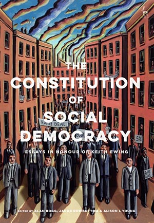 Constitution of Social Democracy Cover