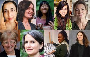 TEDxStroudWomen panel