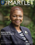 Martlet Autumn 2020 Cover - Valerie Amos