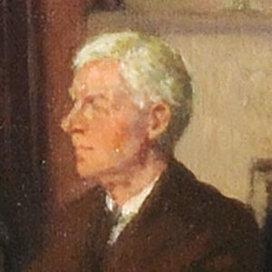 Portrait of A. D. Gardner