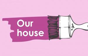 Aspire our house logo