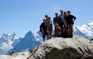 Helena Mills - Lac Blanc, Univ Chalet Trip 2012