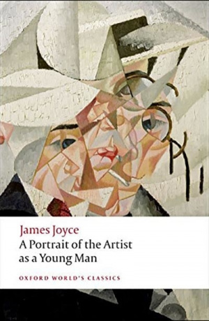 A Portrait of the Artist Book Cover