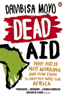 Button link to book review of Dead Aid