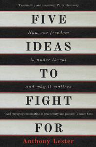 Five Ideas to Fight For Book Cover