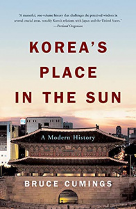 Korea's Place in the Sun Book Cover