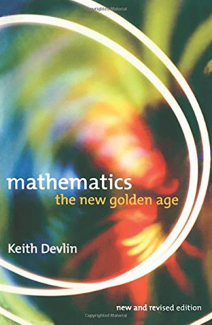Mathematics - The New Golden Age Book Cover