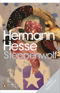 Steppenwolf Book Cover