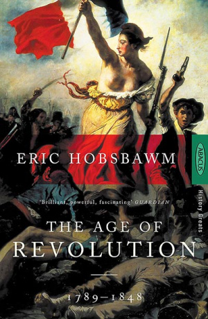 The Age of Revolution Book Cover