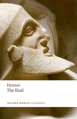 The Iliad Book Cover