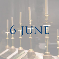 Order of Service 6 June
