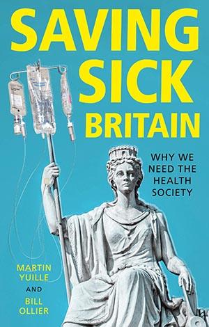 Cover of Saving Sick Britain