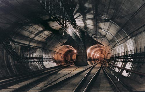 MTR crossover tunnel