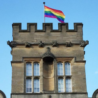 Univ showing support for LGBTQ History month