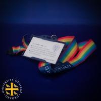 Univ LGBT Lanyard