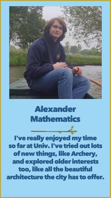 Alexander - Mathematics