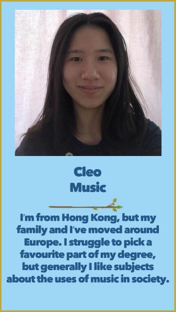 Cleo - Music