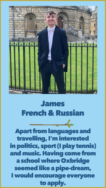 James - French & Russian